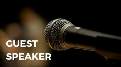 November Speaker